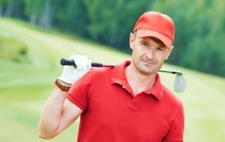 Golf Game Improves After Physio Treatment