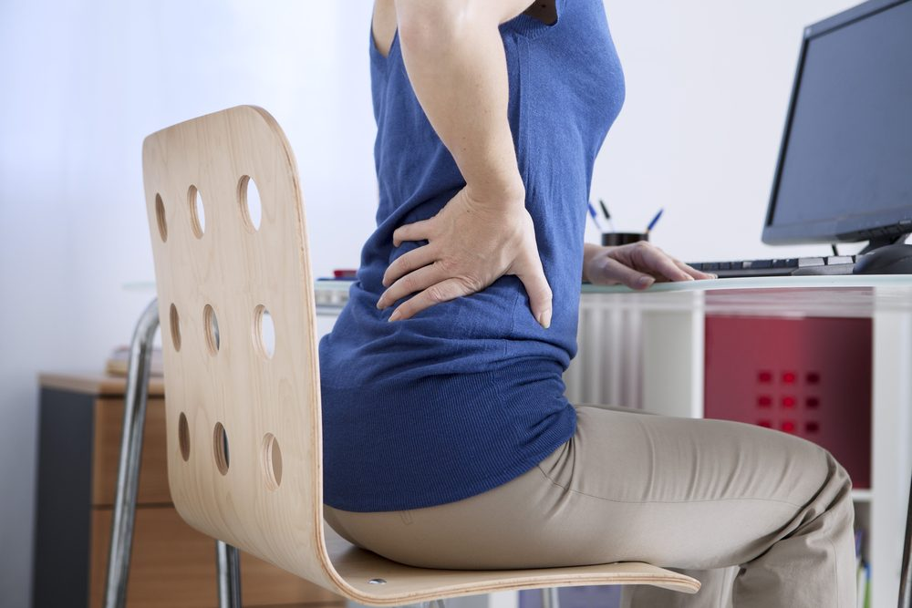 Back Pain Whilst Sitting