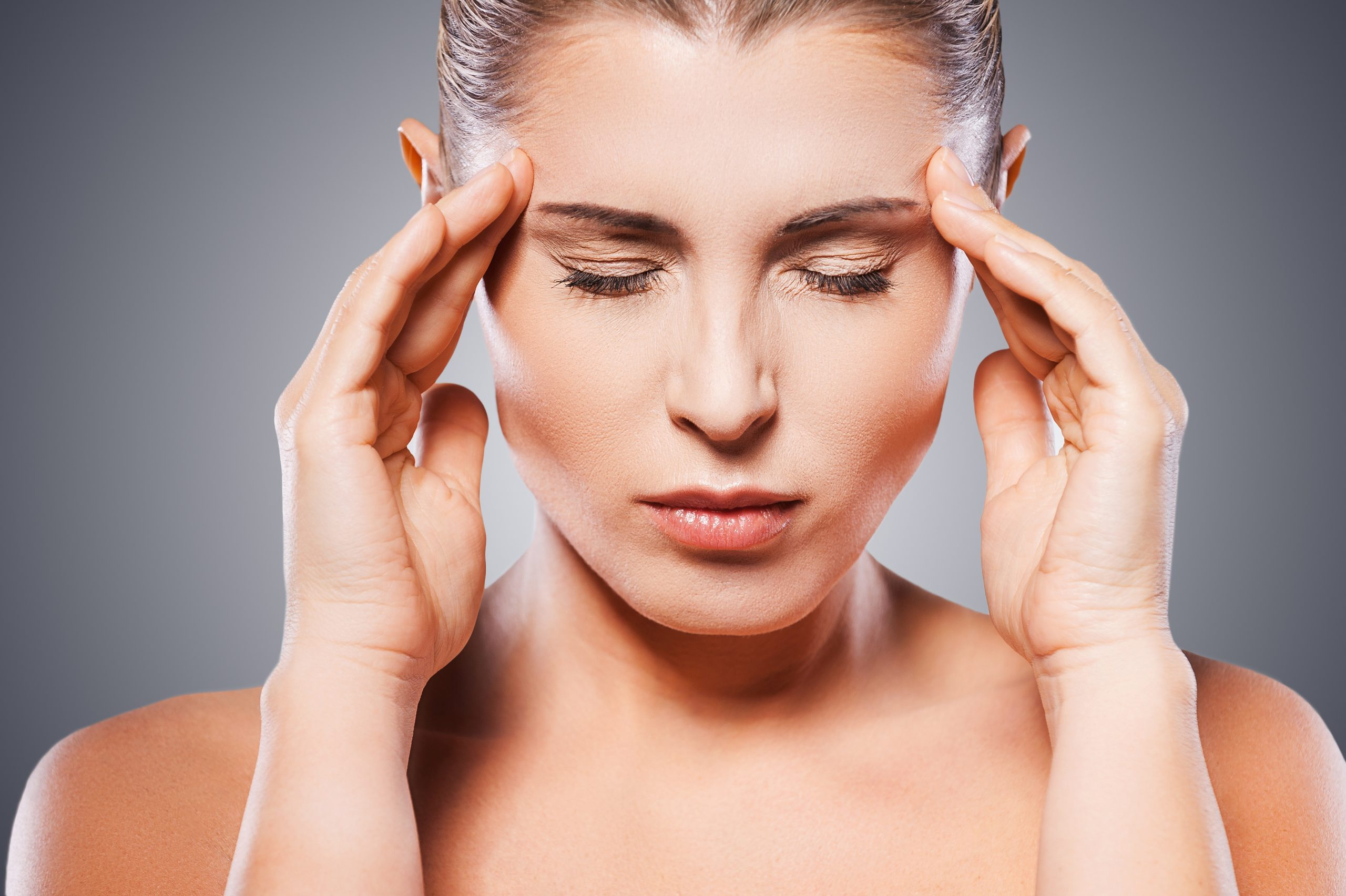 Migraine headaches are treatable with the Soaz method